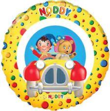 "NODDY & TESSIE BEAR BIRTHDAY PARTY BALLOON - 18"" FOIL BALLOON!"