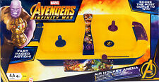 Marvel Avengers Infinity War Air Hockey Arena Game