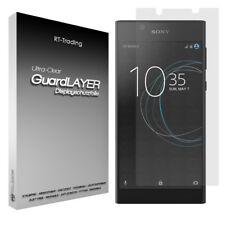 SONY XPERIA L1 - DISPLAY SCHUTZFOLIE KLAR FOLIE SCREEN PROTECTOR SCHUTZ FOLIE