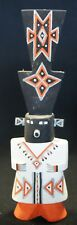 Vintage Hopi Indian Route 66 Kachina Doll With Tableta NR!