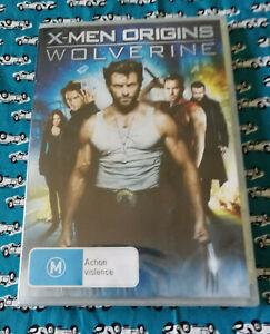 Wolverine: X-Men Origins Hugh Jackman - DVD - BRAND NEW IN PLASTIC