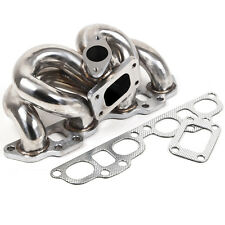 NISSAN 200SX S14 S14A  93-98 SR20DET T3 T4 TOP MOUNT TURBO CONVERSION MANIFOLD