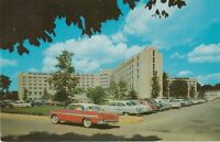 Bloomington, IN - Indiana University - Smithwood Residence Hall and Classic Cars