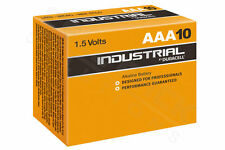 4 Pilas Duracell Aaa Industrial Procell Pilas Alcalinas LR03, mn2400, Micro Mini