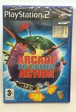 ARCADE 30 GAMES ACTION - PLAYSTATION 2