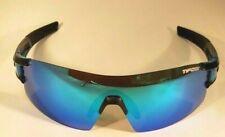 Tifosi Escalate Shield, Crystal Blue (Color Sample), Clarion Blue Lenses