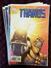 THANOS #1-11 (Lot of 11 Comics) Marvel 2003 Infinity War Low Print VF