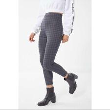 UO Gemma High-Rise Gingham Legging Sz XS