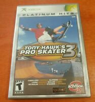 Tony Hawk's Pro Skater 3 Microsoft XBOX Activision  Neversoft Dolby Sports