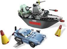 Lego Disney Cars 2 - Escape at Sea (8426) - Complete (No Box)