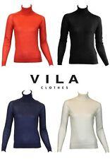 Feine Langarm Damen-Pullover aus Acryl