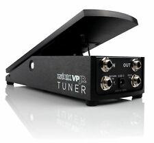 Ernie Ball 6203 vpjr-tuner negro 2-in-1 Volume pedal Tuner pantalla táctil guitarra