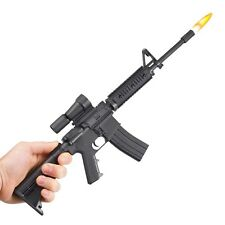Gibson AR-15 Refillable Butane Grill & BBQ Gun Lighter - Mini Replica