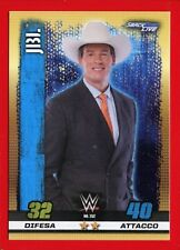WWE SLAM ATTAX 10th Edition -Topps 2017- Card Basic n. 152 - JBL