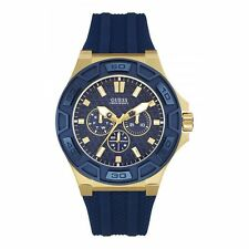 GUESS Silicone/Rubber Band Analogue Wristwatches