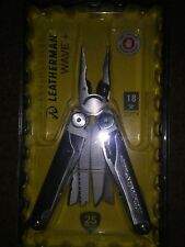 BRAND NEW Leatherman Tool Group Wave + 18-in-1 Multi-Purpose Tool 832563