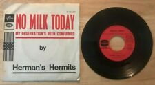 RARE FRENCH SP HERMAN'S HERMITS NO MILK TODAY