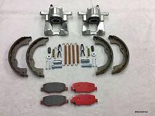 Rear Brakes Small Repair KIT Jeep Wrangler JK 2007-2016 Ceramic Pads BRK/JK/015A