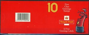 s744657 Great Britain Sc#BK1161 MNH - Complete Booklet