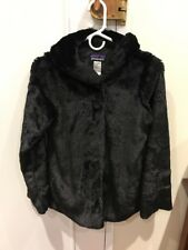 NWOT Patagonia Girl's  Pelage Jacket In Black , Size XL (14-16)