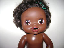2010 Hasbro Baby Alive Real Surprises African American Interactive Doll Talks