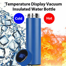 (🔥Buy 2 Free Shipping!!!🔥)Temperature Display Vacuum Insulated Water Bottle