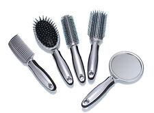 Brand New Women Lady Gift FSL-Girl 5pcs Hair Dressing Styling Brush Comb Set/Kit