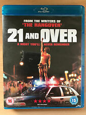 Miles Teller 21 AND OVER ~ 2013 Cult Wild Sex Comedy | UK Blu-ray