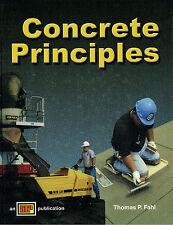Concrete Principles by Thomas D. Fahl
