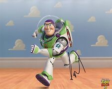 Tim Allen HAND SIGNED 8x10 Photo Autograph, Toy Story, Buzz ,The  Santa Claus B