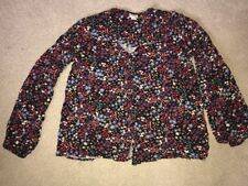 Mossimo Womens Button Down Blouse Size XXL