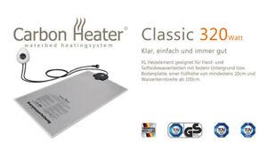 Wasserbett Heizung 320 W Carbon Heater Classic Mono-Systeme