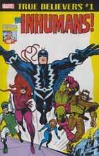 True Believers Kirby 100th The Inhumans #1