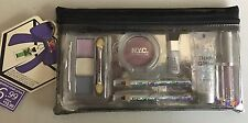 NYC Cosmetic Set 223A11 in zippered bag