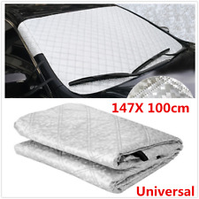 147*100cm Car Windshield Snow Cover Frost Ice Shield Dust Sun Shade Protector