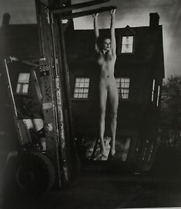 Helmut Newton, 1997, American Playmate II, Los Angeles, Matted PHOTOLITHO