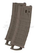 Tippmann TMC 20 Ball Magazine 2 Pack Mag Fed Tactical Paintball Magfed NEW