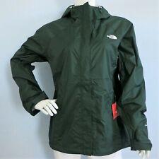 THE NORTH FACE Venture Women's Rain Jacket SCARAB GREEN MSRP $99