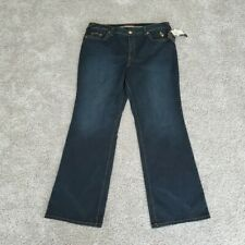 Baby Phat Boot Cut Jeans Size 22 NWT