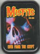 More details for misfits cuts from crypt 2002 oblong stash tin usa import no longer made official