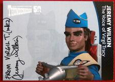 THUNDERBIRDS 50 Years - JEREMY WILKIN as VIRGIL TRACY, Variant C, Autograph Card