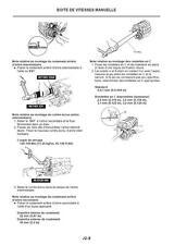 manuel atelier entretien réparation technique Ford Ranger - Mazda B 2500 - Fr