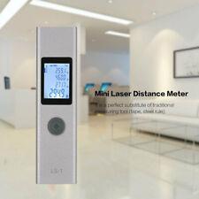 LS1 40M Digital Laser Distance Meter Range Finder Length Area Volume Measurement