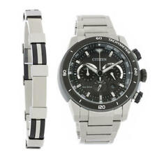 Citizen CA4150-67E Men's Ecosphere  Chronograph Eco-Drive Watch
