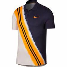 0a83cdf34bd Nike Mens Court Advantage Dry Tennis Polo Shirt - 934220 408 - Sz XL - Navy