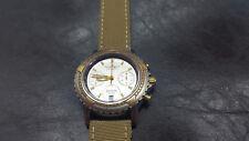 Poljot Chronograph Pilot Aviator Watch Cal.3133 Russian 23 J.Serial Number: 3458