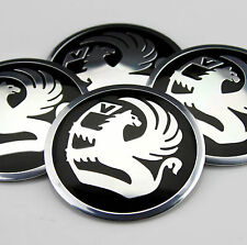 "4x 56mm 2.2"" Modified Car Wheel Center Hub Cap Emblem Badge Sticker Decal for"