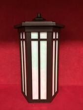 NEW HDC Antique Bronze Outdoor LED Pocket Wall Light (DW7177ABZ)