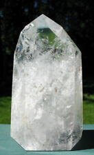 Large Polished Quartz Crystal / Point