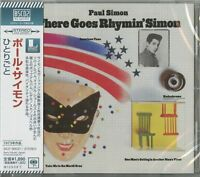 PAUL SIMON-THERE GOES RTYMIN' SIMON-JAPAN BLU-SPEC CD2 D73
